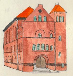 Otwarte Atelier, ul. Jaskółcza 1, 1992 – 1994