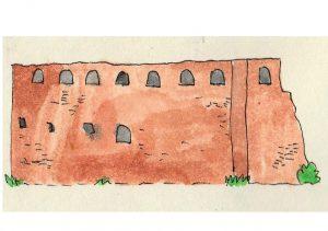 Galeria Wyspa – cypel Wyspy Spichrzów, ul. Chmielna 115, 1986 – 1995