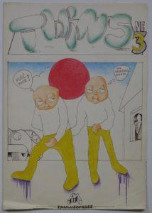 Twins 3, 1991. Dzięki uprzejmości Pawła Paulusa Mazura