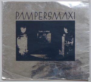 Katalog towarzyszący wystawie grupy Pampers Maxi Bydgoszcz, 1989. Dzięki uprzejmości Fundacji Tysiąc Najjaśniejszych Słońc