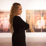 """""""Angelika Fojtuch. Warstwy dzieła nieobecności"""", wystawa, Gdańska Galeria Miejska 2, Gdańsk 2018, fot. Alina Żemojdzin"""